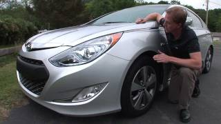 Hyundai Sonata Hybrid 2011 Videos