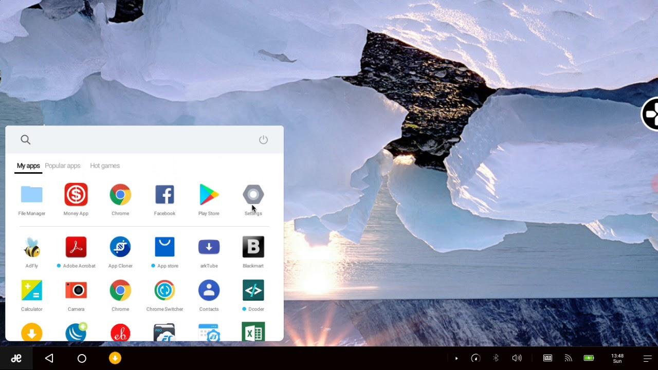 Remix OS Made Jide Android X86 - Alternative Phonix OS