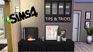 The sims 4 |Tips \u0026 tricks | Base game |