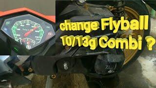 Pano mg palit ng Flyball ng walang YTool MIO I 125|change Flayball 10/13g|