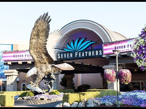 Vacation Vlog Part 3 || We Went To Seven Feathers Casino In Oregon.
