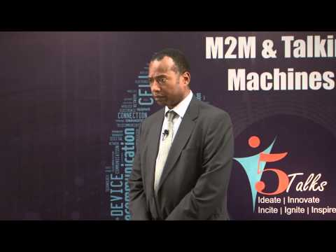 M2M & Talking Machines -- Shape of things to come_Marc Jones