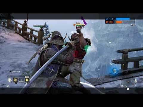 For Honor Gameplay Skirmish 16 Takedowns 1 Death