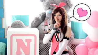 Love Harder - Oblivion Kizuna Ai cosplay Dance