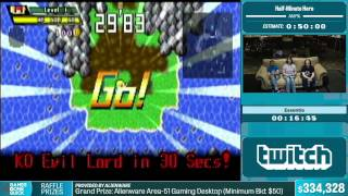 Half-Minute Hero (Hero 30) by Essentia in 28:45 - Summer Games Done Quick 2015 - Part 65