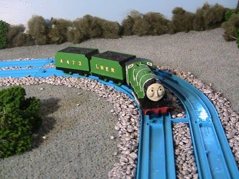 Tomy Trackmaster Flying Scotsman