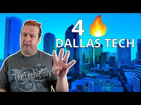 Did you know that these Tech Startups are from Dallas? TheTechieGuy at LaunchDFW pitch night