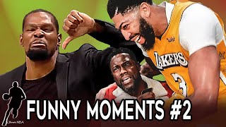 Most Funny NBA Bloopers - 2019/2020 Part 2