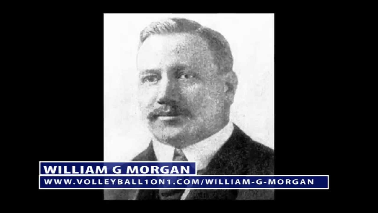 William G Morgan The Inventor Of Volleyball Youtube