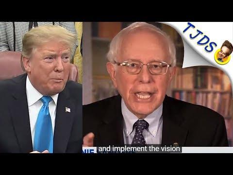 Proof Trump Is Scared Of Bernie