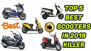 Best Scooter In India 2019 For Mileage And Performance || Best Scooty In India 2019 Under 125cc