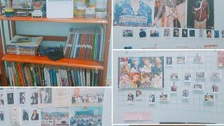 Vlog ROOM TOUR PHÒNG CỦA MÌNH/ PHÒNG MỘT FANGIRL K-POP CÓ GÌ
