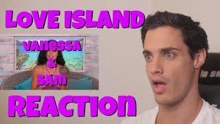 Love Island Australia - Sam & Vanessa