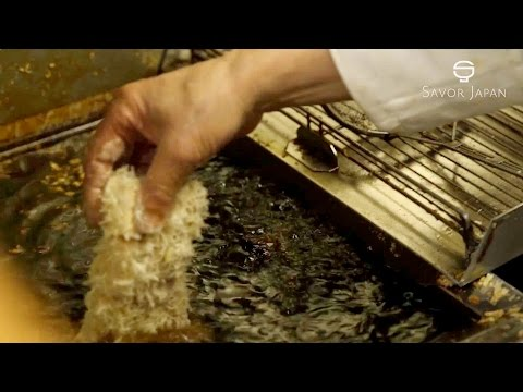 Learn from the master chef The skill -TONKATSU-