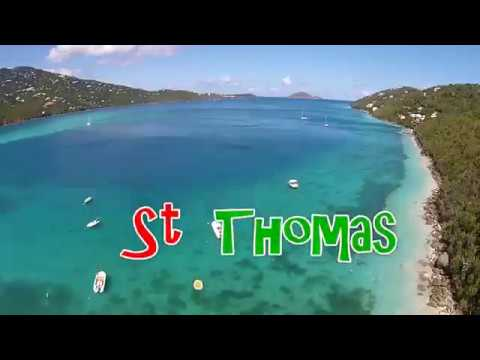 St  Thomas - British & US  Virgin Islands - Magens Bay
