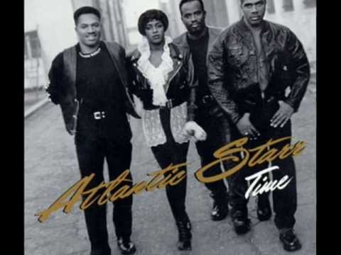 Atlantic Starr - Baby Be There