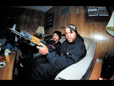(Live) why we thugs / smoke some weed - Ice Cube, Dub C, Crazy Toones