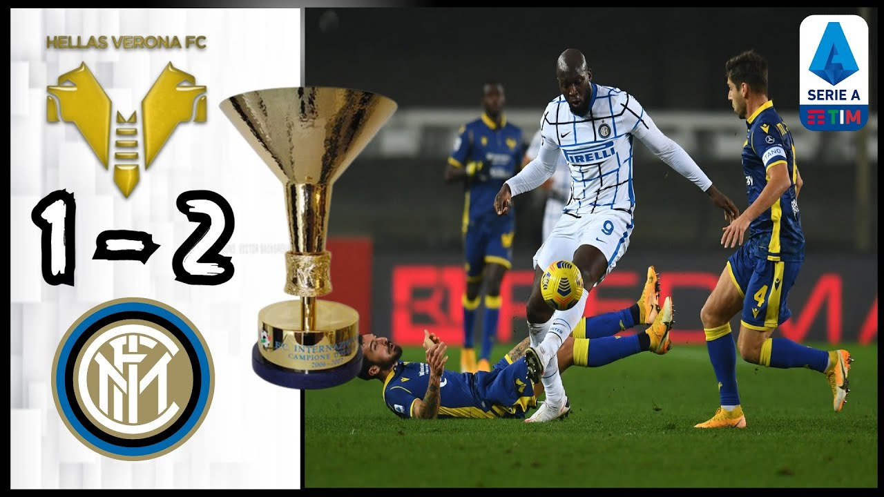 Hellas Verona FC 1 - 2 Inter | Highlights