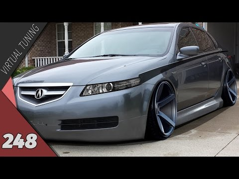 Virtual Tuning Acura TL 248