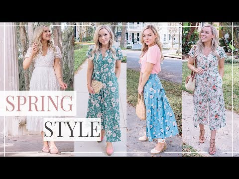 SPRING STYLE LOOKBOOK | OCCASION WEAR OUTFITS | Shannon Sullivan