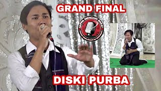 Diski Purba | Taur-taur Balog Ganjang & Ulang Ma Tangis hon | Grandfinal Sapna Mencari Bakat