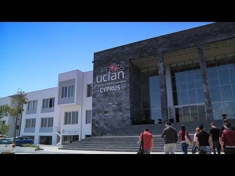 UCLan Cyprus -- a world-class British university experience
