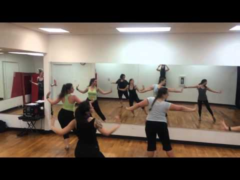 Adult Jazz @ On the Edge Dance Studio