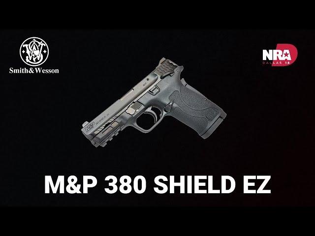 M&P 380 Shield EZ - Smith & Wesson