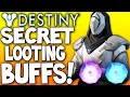 Destiny: Speaker Emblems Have Hidden Buffs? Increased Engram Drops & More Glimmer Earned (TEST)