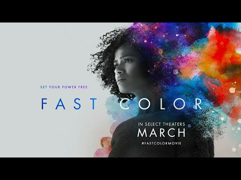 Fast Color (2019) | Trailer #2 HD | Gugu Mbatha-Raw | Superpowers Film | Mystery & Suspense Movie