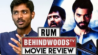 Rum | Behindwoods Movie Review