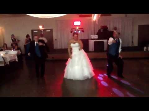 Father, Daughter, Step-Father Dance
