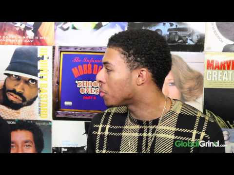 Diggy Simmons On Past Album Sales, Love, & New EP