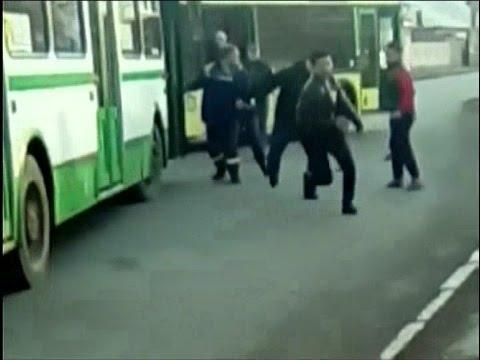 Подробности жесткой драки водителей на Суворова