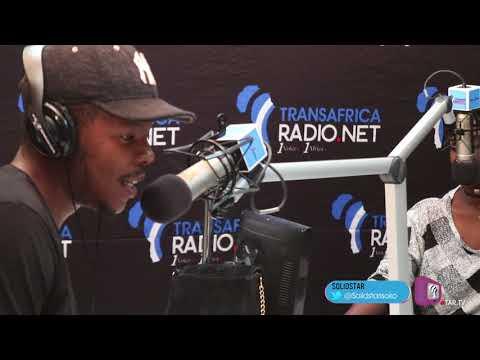 Nigerian Superstar Solidstar On The ReUp With Ntkozo Botjie & Sheila Ndikumana