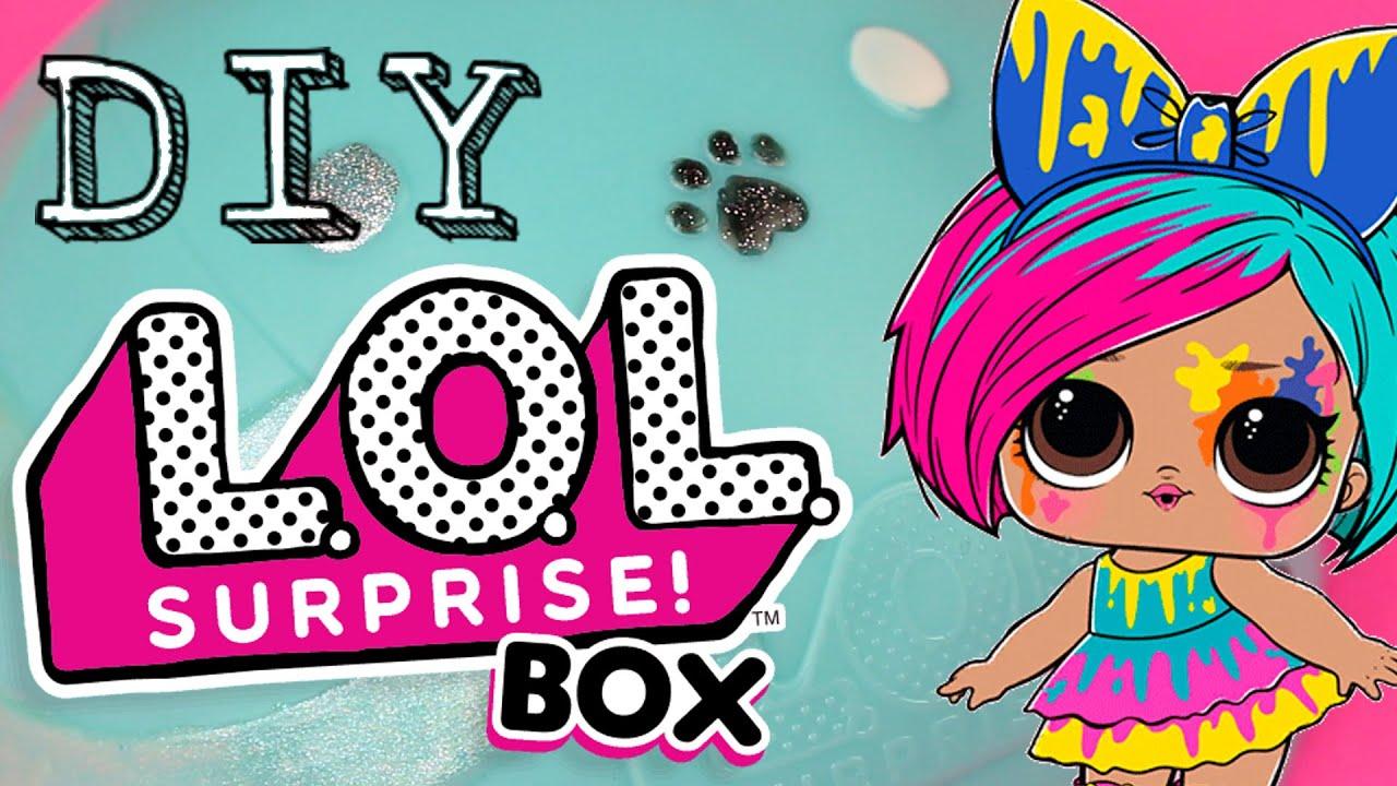 DIY LOL Surprise 🔮 Ozdobna kula dla zwierzątek 💜 Toys Land
