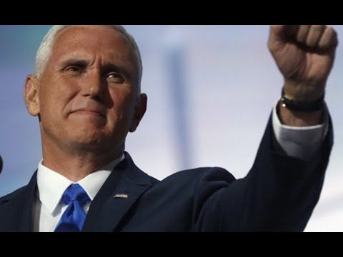 Pence Dodges Question About Obama Imposing Martial Law If Trump Wins