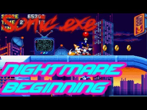 Mania Mod - Sonic Mania Nightmare Beginning (update)