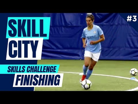 FINISHING CHALLENGE Lloyd v Scott v Ross | SkillCity