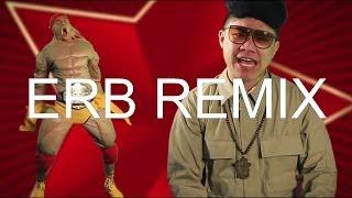 Kim Jong-il VS Hulk Hogan (ERB remix)
