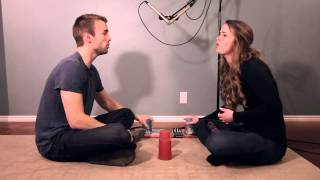 Trouble (with Cups) - Taylor Swift - Kenzie Nimmo and Harris Heller thumbnail