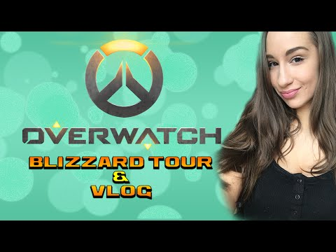 My Trip to Blizzard (Vlog & Tour)