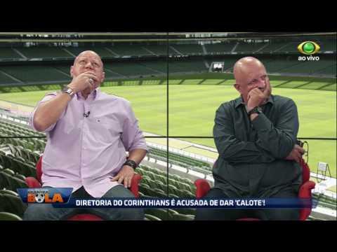 Diretoria Diz Que Corinthians Vai Negociar Dívidas