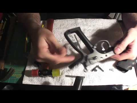 CZ 75 SP 01 Shadow Gunsmithing 25,000 Round Maintenance Cleaning