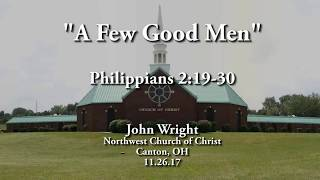 """A Few Good Men"" 