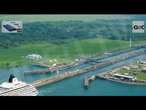 Nicaragua Canal: Alternatives [IGEO.TV]