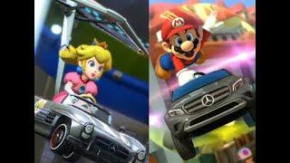 Mario Kart 8, Tráiler DLC Mercedes Benz 2