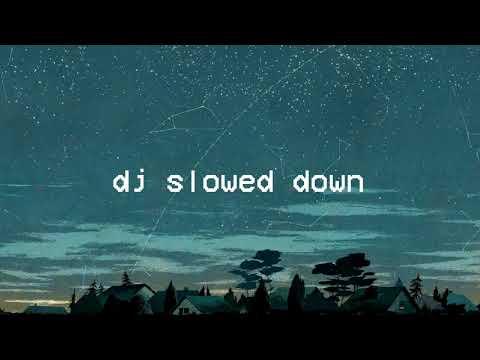 Jeremy Zucker - Comethru (feat. Bea Miller) (slowed Down)