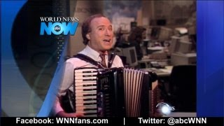 20th Anniversary - Barry Mitchell World News Now Polka