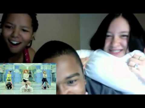 KPOP DERPS Gangnam Style Reaction